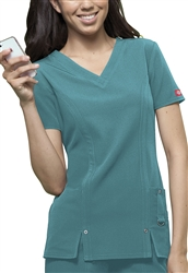 Xtreme Stretch V-Neck Top #82851