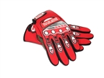 Daymak BLD-22 Gloves - Red - L
