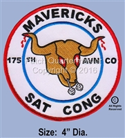 "175TH AHC 3RD PLATOON GUNS ""MAVRICKS"""
