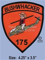 "175TH AHC 3RD PLATOON GUNS ""BUSHWHACKERS"""
