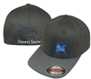 Flexfit Knight Logo Cap; Grey