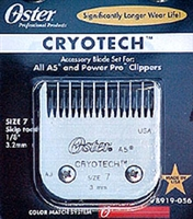 Oster #7 Skip Tooth Blade Set