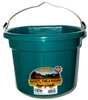 2 Gallon Flat Back Bucket - IN-STOCK COLOR SENT