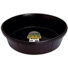 Molded Rubber Feed Tub - 8 Quart (2 gallon)