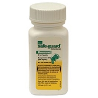 Safeguard Liquid for Goats - 125ml