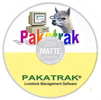 PacaTrak Camelid Record Keeping Software