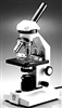 Laboratory Microscope with Mechanical Stage
