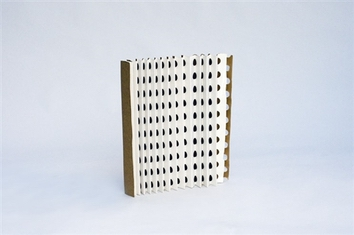 Standard Accordion Exhaust Filter (20 x 20) (40/box)
