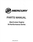 Racing Engine Parts Manual