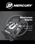 MerCruiser Owners Manual
