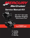 Service Manual #31:  305 CID (5.0L), 350 CID (5.7L)and 6.2L (377 cid)