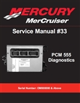 Service Manual #33:  PCM 555 Diagnostics