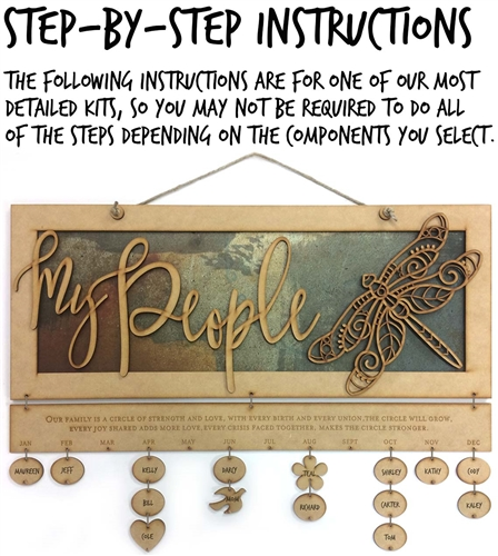 Step-by-Step Instructions