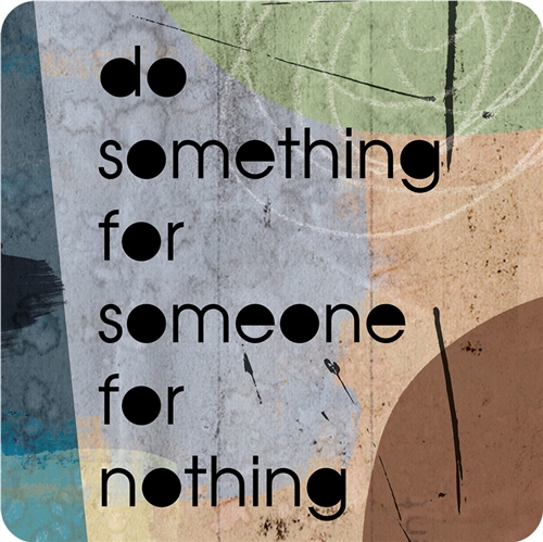 Do Something - Coaster