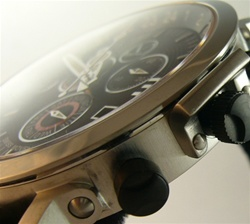 Culinary Wristwatch in Stainless with Metal Band for Chefs from Morpheus Fine Watches