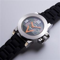 MORPHEUS M1A2 WATCH IN STAINLESS WITH EURO CAMO