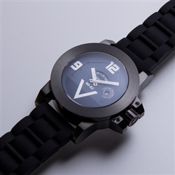 MIA2 Watch  Panzer Grey Dial in Black case