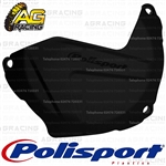 Polisport Black Clutch Cover Protector For Kawasaki KX 250F 2009-2016 Motocross Enduro