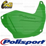 Polisport Green 05 Clutch Cover Protector For Kawasaki KX 250F 2009-2016 Motocross Enduro