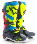 Alpinestars Tech 10 Motocross Boots Limited Edition Union