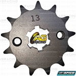 Apico Steel Front Sprocket 428 Pitch For Yamaha YZ 80 1985-2001