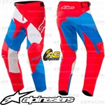 ​Alpinestars 2019 Racer Venom Red White Blue Youth Children's Pants Trousers