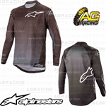 Alpinestars 2019 Racer Graphite Black Anthracite Race Jersey Top