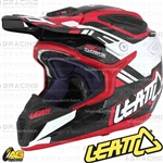 Leatt Adult Helmet GPX 5.5 Red Black White Motocross Enduro