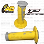 Pro Grip Progrip 793 Twist Grips Yellow Motocross Enduro Quad ATV