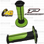Pro Grip Progrip 798 Twist Grips Green Motocross Enduro Quad ATV