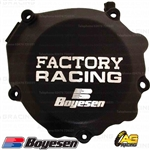 Boyesen Factory Racing Black Ignition Cover For Yamaha YZ 250 1988-1998
