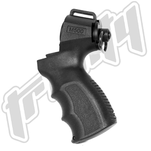 Mossberg 500 590 535 835 Maverick 88 12 & 20 Gauge Rear Grip With Sling Adapter.