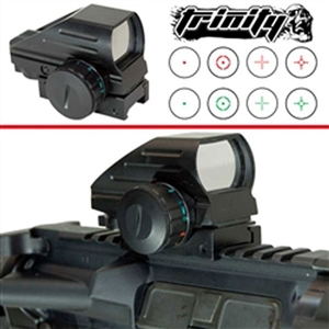 TRINITY Rifle Reflex Sight Black.