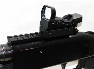 Reflex Sight With Rail Mount For MOSSBERG 500 835 590 Shotguns.