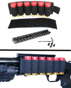 Scope Mount and shell holder kit For Mossberg. 500 590.