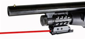 12 Gauge Shotgun Red Laser With Mount.