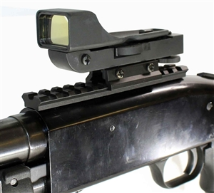 Reflex Red Dot Sight With Rail Mount For MOSSBERG 500.