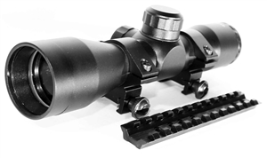 TRINITY 4X32 Scope For Marlin 336 Rifle/651814921410