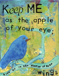 Keep Me as the Apple of your Eye - Cherie Burbach