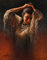 Evening Light by Lee Bogle