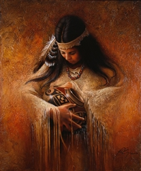 The Favorite Pot by Lee Bogle