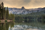 Mamie Lake Mammoth California