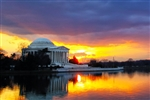 Jefferson Memorial by Mitch Catanzaro