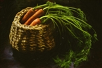 Carrot Basket by Hal Halli