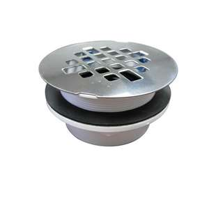 "AA-153 2"" Plastic Snap-on Shower Drain For Floor Mop Sink"