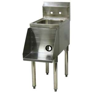 BS-1225 Blender Station S/S w/ Faucet