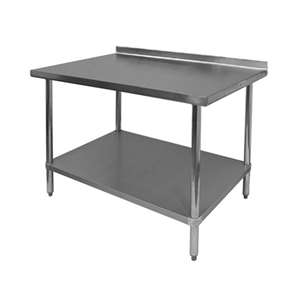 WT-PB2496 All Stainless Steel Work Table