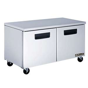BLUE AIR BAUF60 Undercounter Freezer