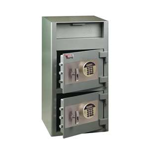 Bull Safe BSD2EE Depository Safe With Slots & Electric Digital Lock