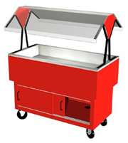 DUKE DPAH-3-CP EconoMate Portable Buffet Table